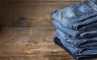 Dopasuj jeansy do swojej sylwetki