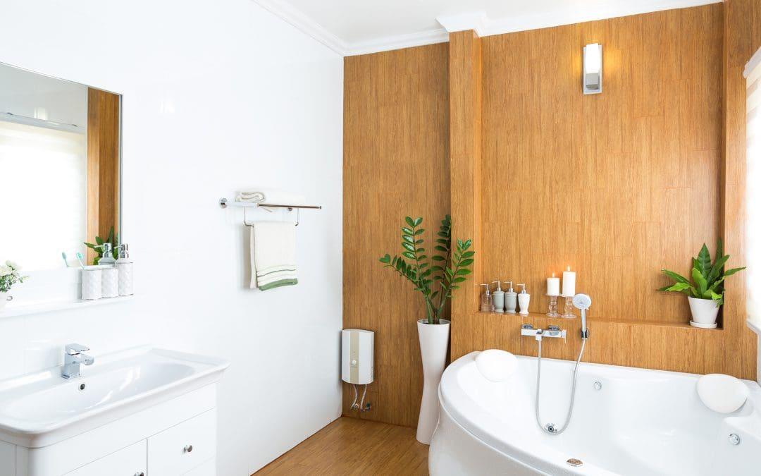 Jak zamienić zwykłą łazienkę w luksusowy salon spa?