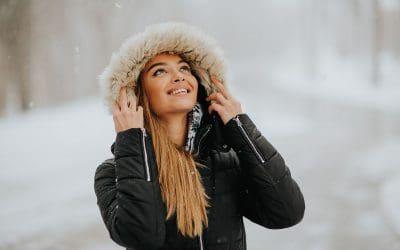 Jak dobrze wyglądać w chłodne zimowe dni?