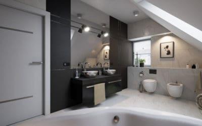 Jak modnie urządzić łazienkę?