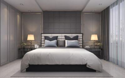 Czego nie może zabraknąć w eleganckiej sypialni?